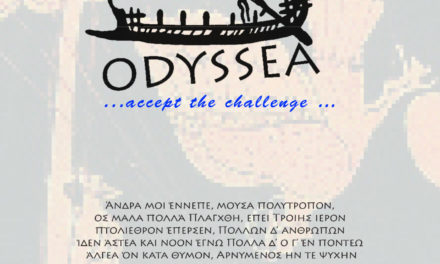 ODYSSEA, reviving the Homeric journey