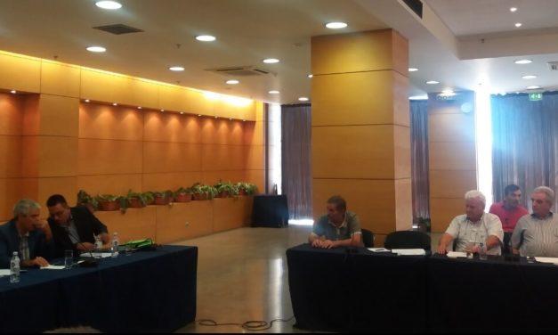 Συνάντηση ΔΣ ΣΕΒΕ με τον Υπουργό Αγροτικής Ανάπτυξης και Τροφίμων κ. Αποστόλου