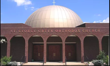 The Consecration of Saint George Greek Orthodox Church of Hamilton, NJ