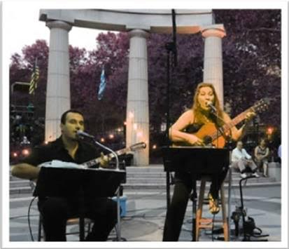 Free outdoor concert of Greek music Tuesday, Sept. 6 at 7 pm at Athens Square Park, Astoria, NY.