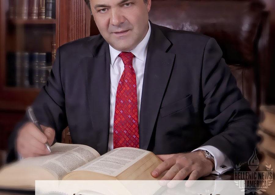 Το να υπηρετεί κανείς σχεδόν επί 1/3 του αιώνος τους σκοπούς, τους στόχους και τις επιδιώξεις της ελληνικής ομογένειας, είναι ένα γεγονός ιδιαίτερα σημαντικό.