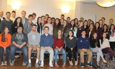 Hellenic Hearts Educational Guidance Program hosted its first College Admissions Workshop