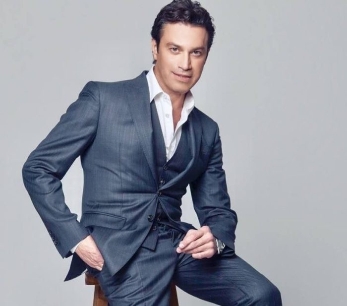 An evening with Mario Frangoulis at Lincoln Center, New York City