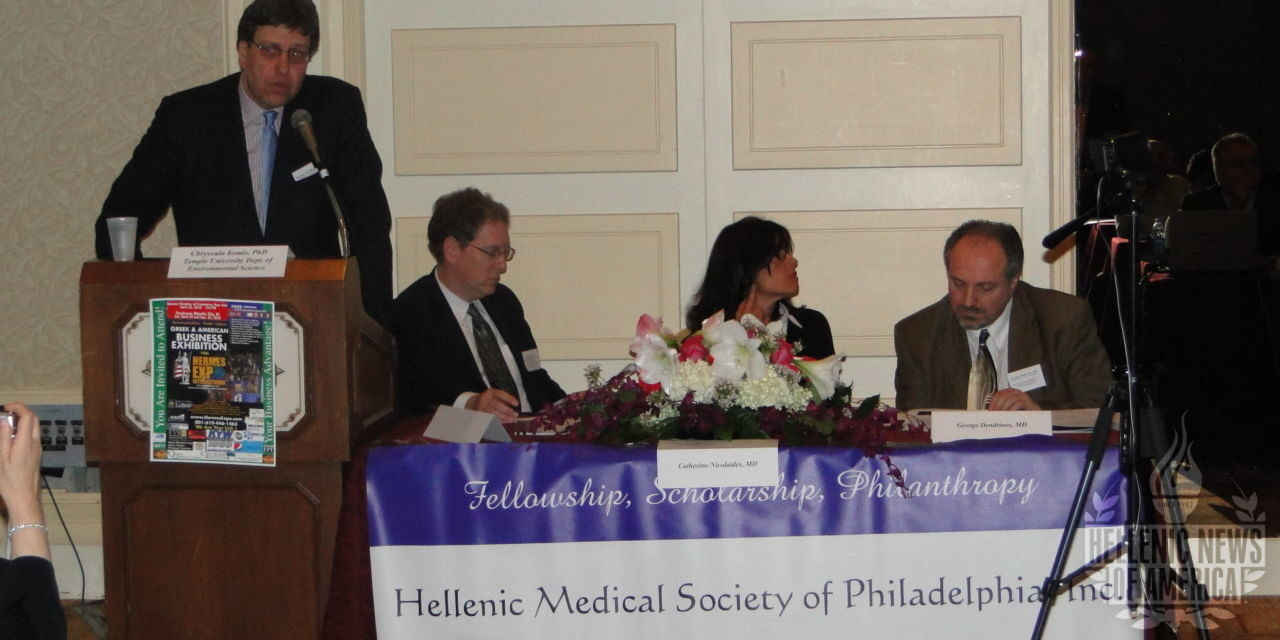 Congratulations To Hon Paul Kotrotsios The Hellenic News Of America And 30th