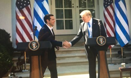 Tsipras, Trump see opportunities in Greece