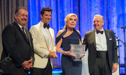 The Hellenic Initiative's 5th Annual Gala raised more than $2 million