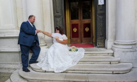 Following Byzantine Footsteps: Wedding at theGreek Orthodox Cathedral of Saint George in Venice