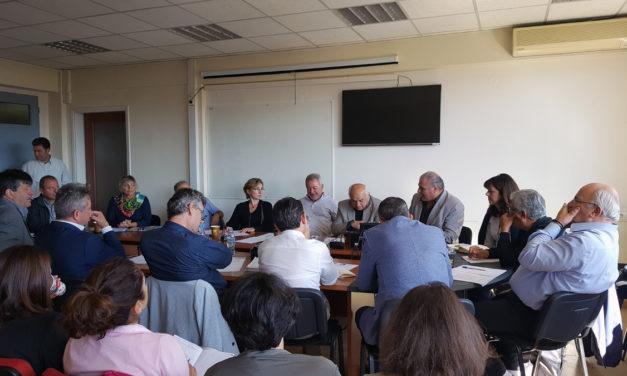 Συνάντηση εργασίας για τους μικρούς ορεινούς Δήμους της Ηπείρου