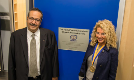 Sigmapharm Laboratories brings new lab to chemistry majors at TCNJ