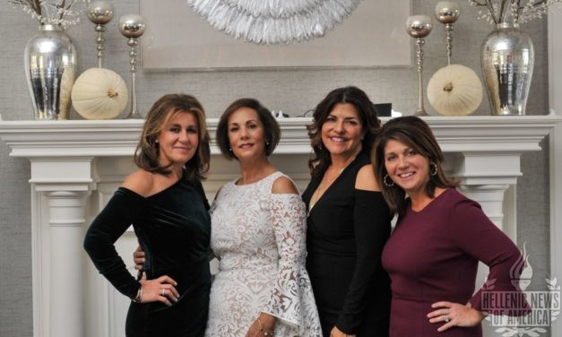 VanCleve on display at St. Luke's fashion fundraiser
