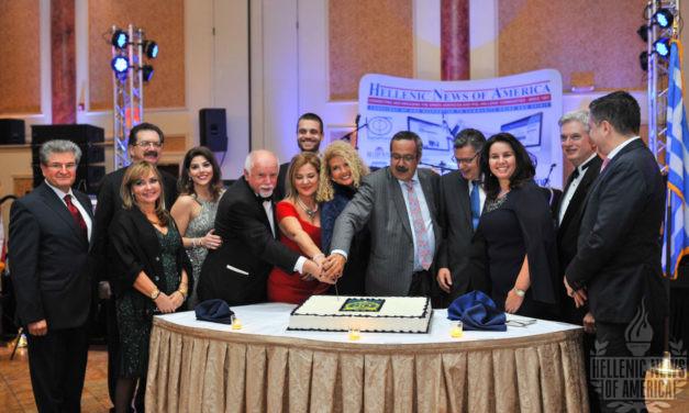 Hellenic News of America Celebrates its Partnership with Greek Diaspora in America