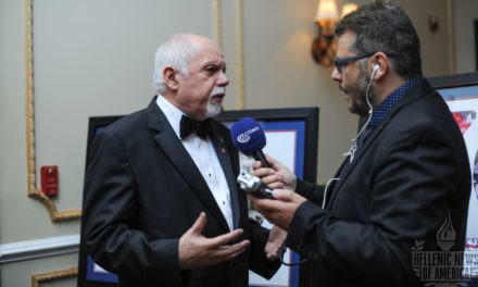 Listen to COSMOS FM NY Review on the 30th Anniversary of the Hellenic News of America