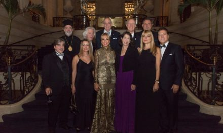 Hippocratic Cancer Research Foundation Gala Raised  Over $600,000 to Benefit Lurie Cancer Center