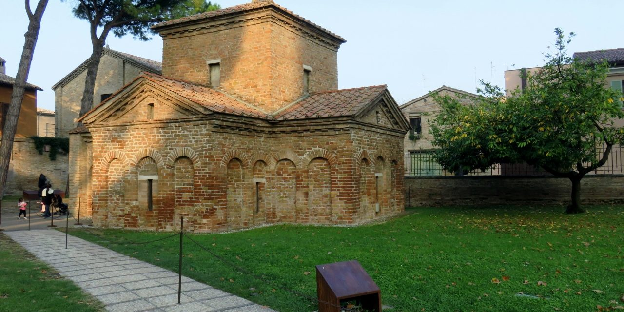 Following Byzantine Footsteps: Mausoleum of Galla Placidia