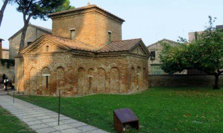 Following Byzantine Footsteps: Mausoleum of Galla Placidia