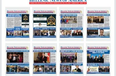 Greek American Newspaper Celebrates its 30th Year of Service to its Community