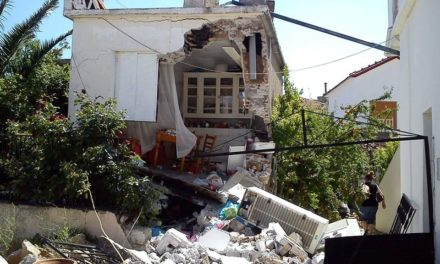 Hellenic News of America partners with the Disaster Relief Fund: Lesvos Greece