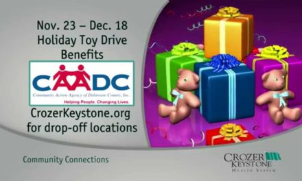 Crozer-Keystone Hosts Annual Holiday Toy Drive for Local Children in Need