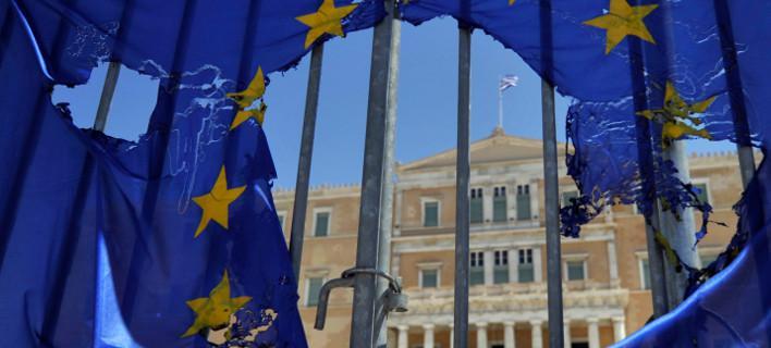 Αποτυχία της Ευρώπης η κρίση της Ελλάδος