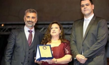 Evangelos Marinakis Receives Special Honor at Pan-Hellenic Festival of Pontian Greek Dances