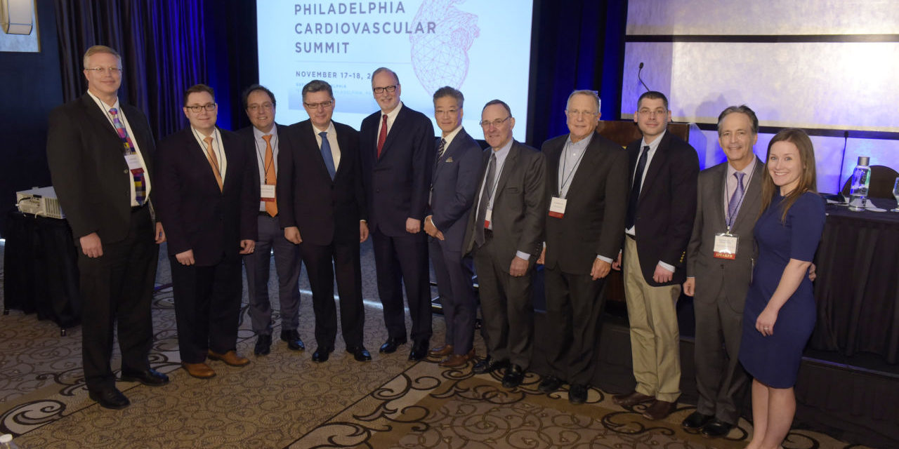 Dr. Konstadinos Plestis of MLH leads the Philadelphia Cardiovascular Summit Featuring Region's Leaders