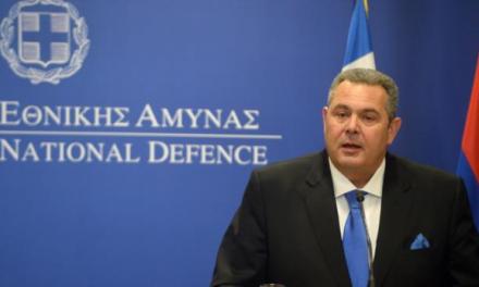 """Μπλόκο Καμμένου σε Σκόπια για τη χρήση του όρου """"Μακεδονία"""""""
