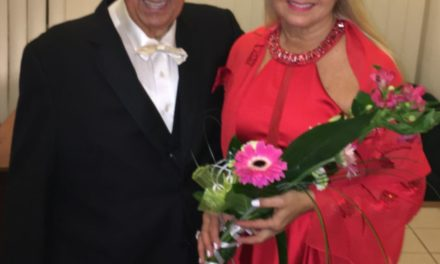 "Classical Music Power Couple"" Maestro Peter Tiboris and his wife, Soprano Eilana Lappalainen"