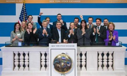 «GREEK DAY» AT NEW YORK STOCK EXCHANGE
