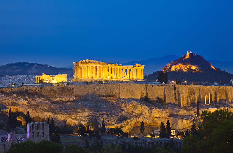 The Greek phoenix: how tourists are bringing the Athens real estate market back to life.