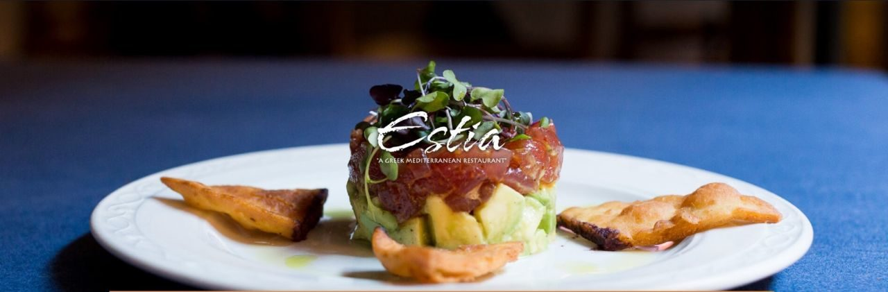 Valentine's Day is approaching and Estia Restaurant has you covered