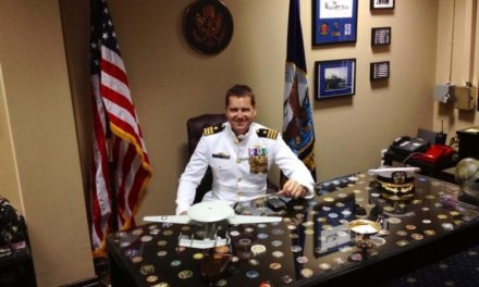 Ret. Navy Commander Demetries Grimes Joins The Race for Florida's 26th Congressional District