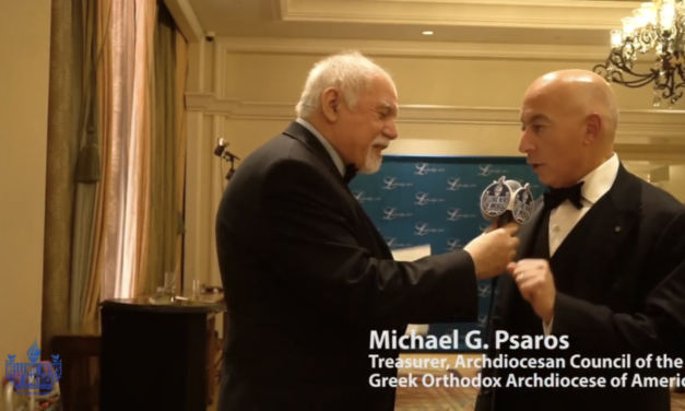 Archdiocese treasurer Michael G. Psaros speaks about new financial reforms implemented at the Greek Orthodox Archdiocese of America