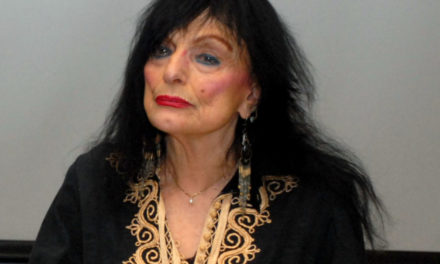 Renowned Greek American Author and Actress Lili Bita has passed away