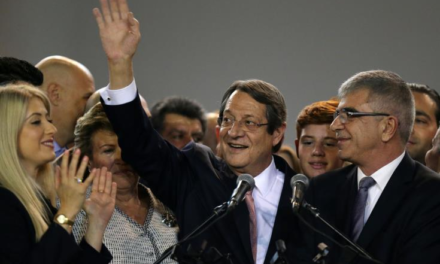 Nicos Anastasiades re-elected President of the Republic of Cyprus