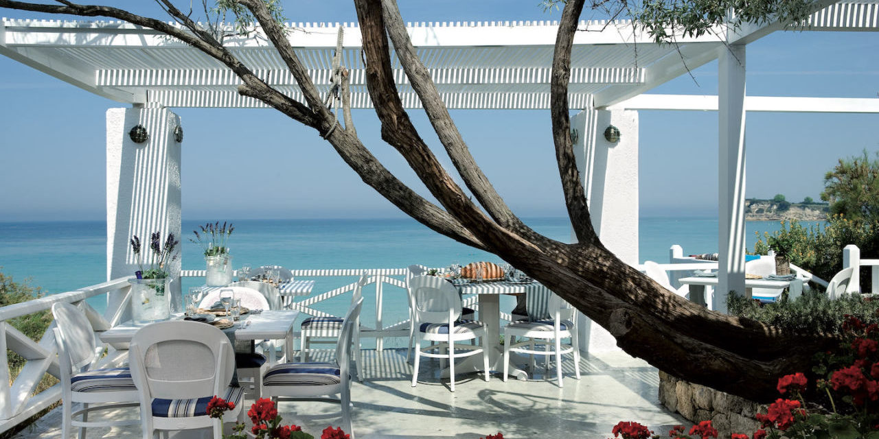 Treasures of Northern Greece: The Luxurious Sani Resort