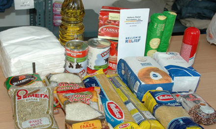 Upcoming Fundraiser for Easter Food Distribution in Greece Organized by the Hellenic Relief Foundation