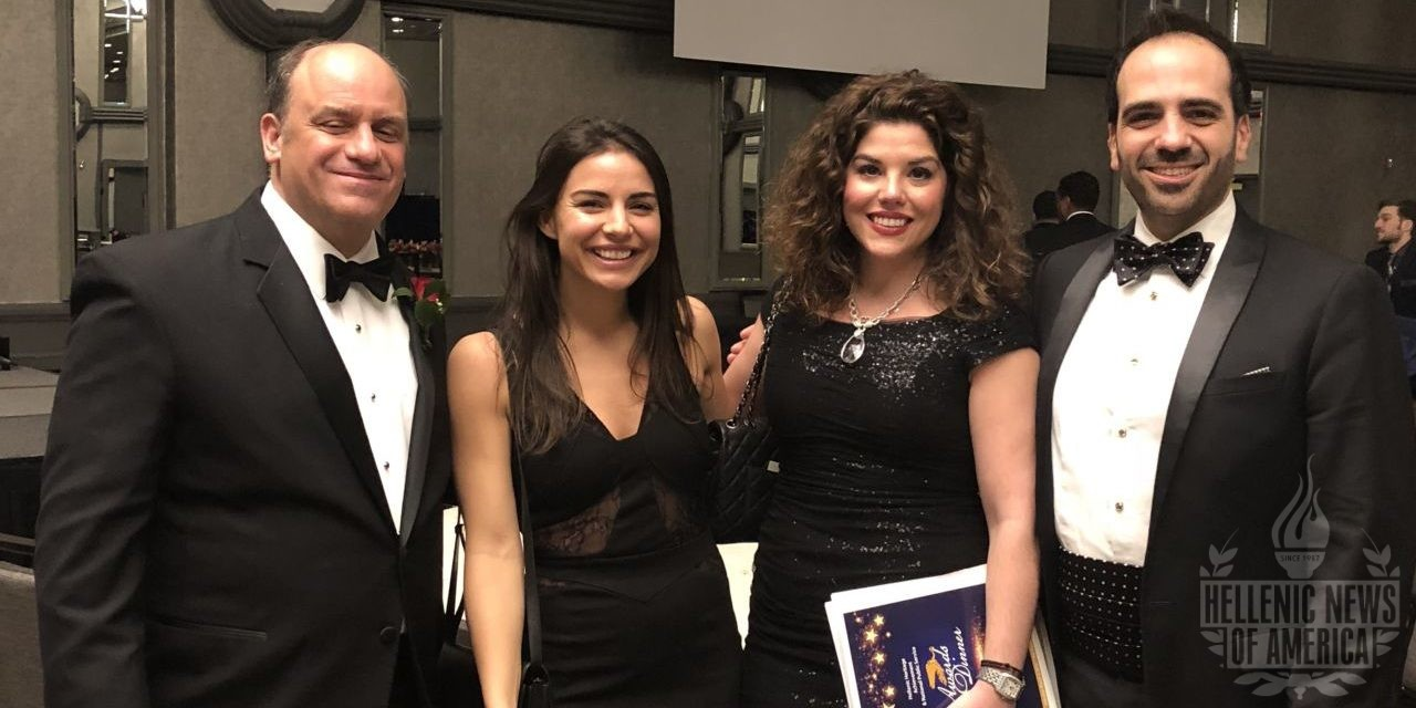 American Hellenic Institute Awards Dinner Honors 4 who Exemplify Hellenism