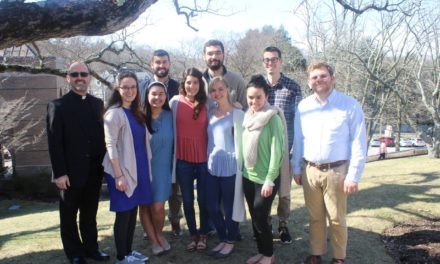 Hellenic College Holy Cross Spring Break Tour of Eastern Pennsylvania