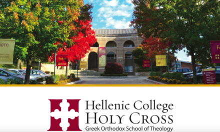 Hellenic College Holy Cross International Admissions Tour