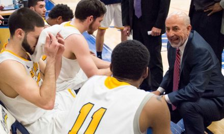 Stan Spirou Calls it a Career After 33 Years as SNHU Men's Basketball Coach