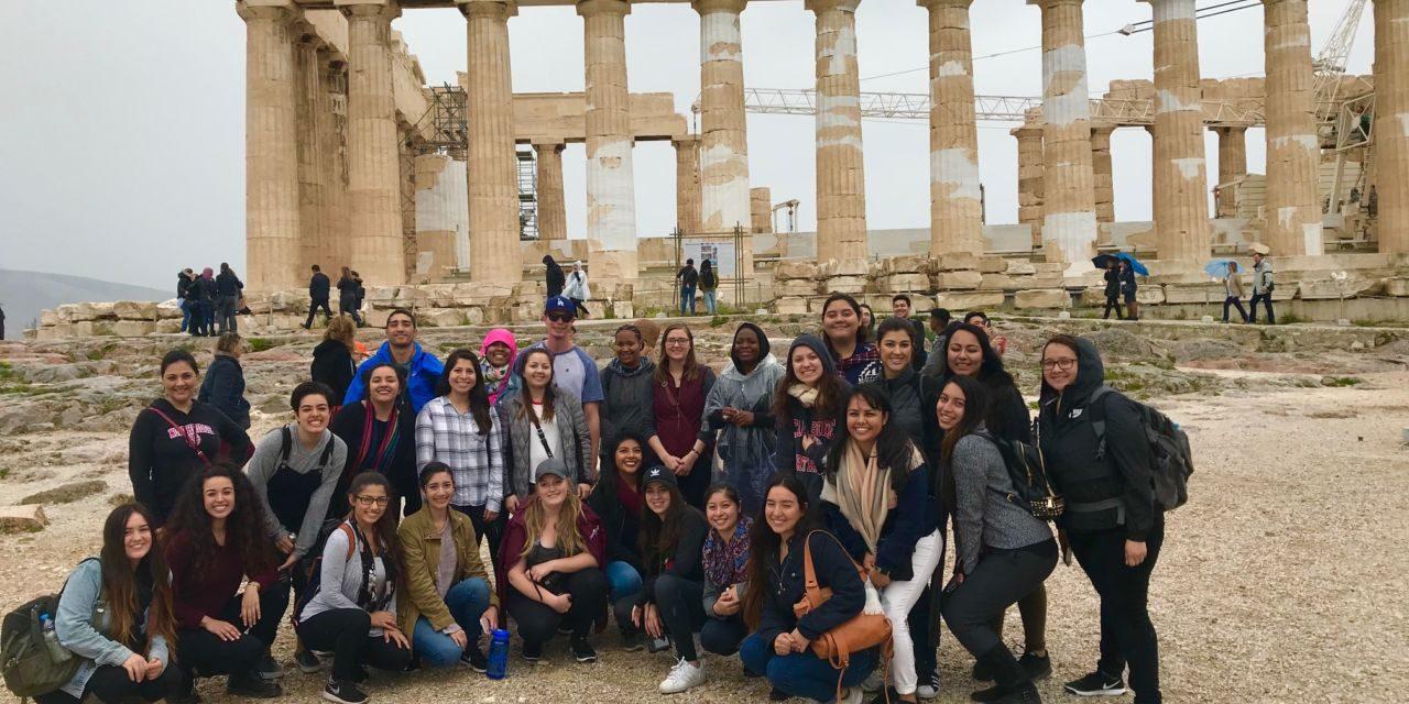 Paideia Educational Program Organized 33rd Study Tour Around Greece for Students