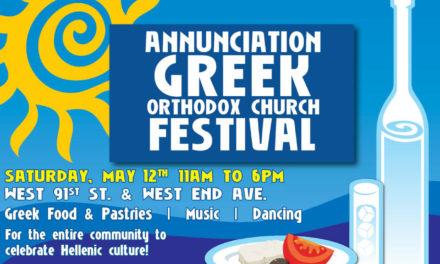 Greek Orthodox Church Presents Greek Heritage and Culture Festival