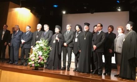 Metropolitan Nikitas Lulias led Buenos Aires forum on slavery and human trafficking