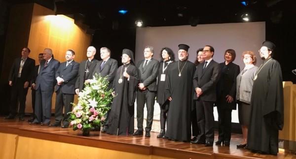 Metropolitan Nikitas Lulias led Buenos Aires forum on slavery and human trafficking