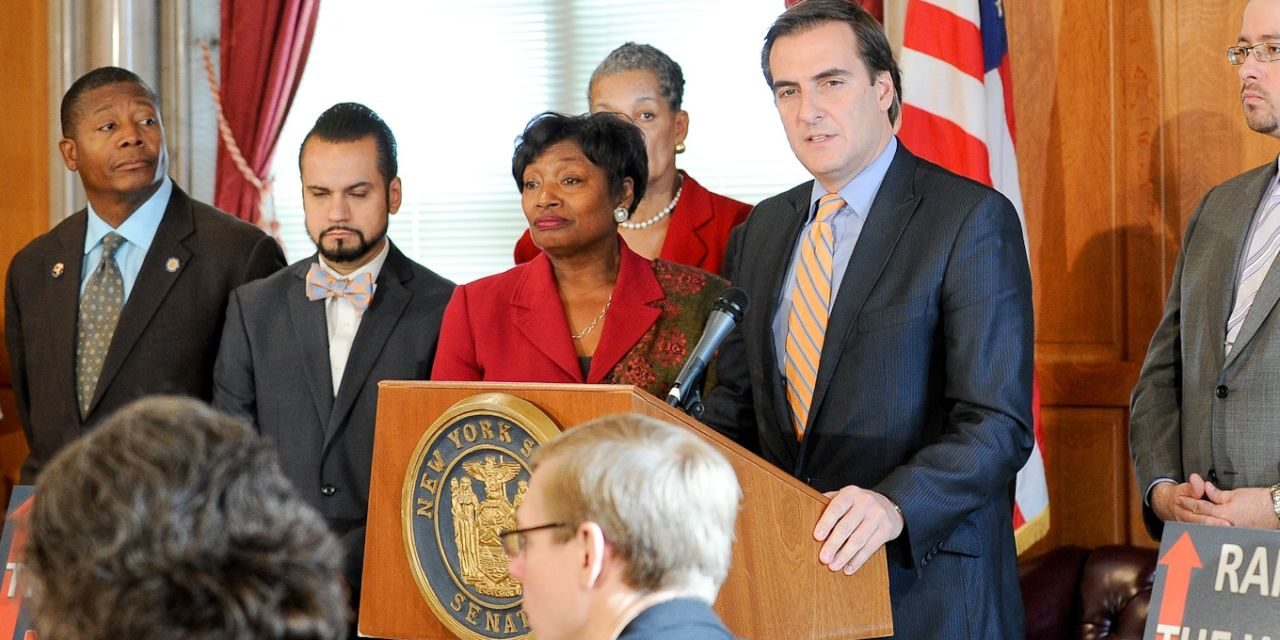 Senator Michael Gianaris issued the following statement about the race for Attorney General