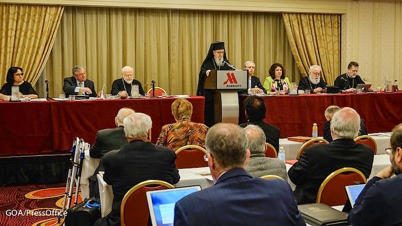 Εαρινή Συνεδρίαση του Αρχιεπισκοπικού Συμβουλίου στο Πίτσμπουργκ