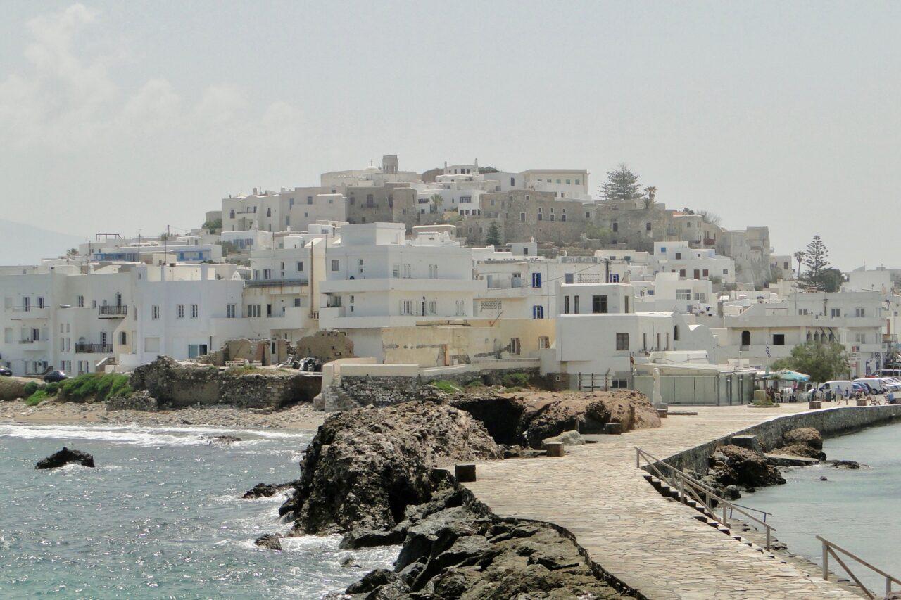 13th century Naxos castle