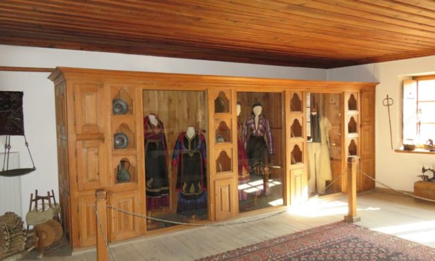 On the Road in Greece: The Tositsa Museum of Metsovo