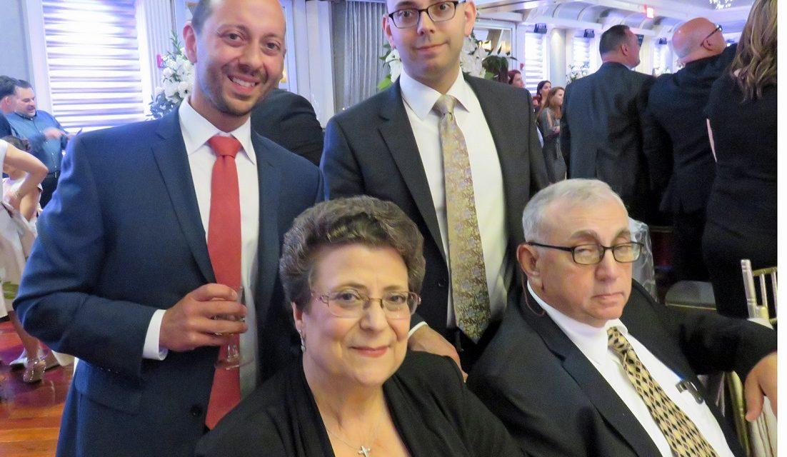 Saint Nicholas William Spyropoulos PTA Honors Retiring Principal Athena Tsokou Kromidas