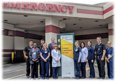 Six Crozer-Keystone Units Recognized for Outstanding Patient Care Experience